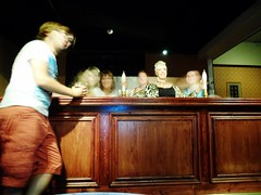 Madame tussauds (Elysia in Wonderland) Tags: street trip madame lynch museum bar lucy blurry pub inn amy blurred return pete bette blackpool tussauds coronation elysia waxwork rovers blackpoolzoojuly2013