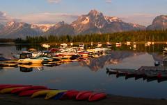 Grand Teton National Park (udbluehens) Tags: grandtetonnationalpark mtmoran colterbaymarina