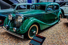 SS Jaguar 3.5 Litre - 1938 (johnkenyonphotography) Tags: cars technology prague bikes trains planes czechrepublic automobiles technicalmuseum
