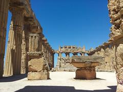 Selinunte (muckster) Tags: travel italy ruins sicily sicilia selinunte marinella greektemple