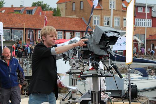 DR2 Debatten med Clement Kjersgaard, DR-teltet, Folkemødet 2013