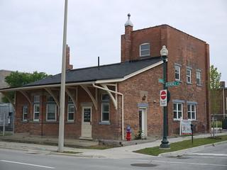 Radial Railway Station - Oakville, Ontario  2013