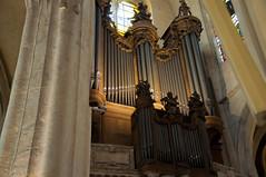 The organ used by Louis and Franois Couperin @glise Saint-Gervais-Saint-Protais, Paris (hyas_private) Tags: paris france church nikon  d90    franoiscouperin  glisesaintgervaissaintprotais