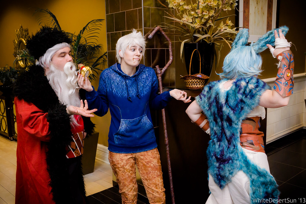The World's Best Photos of acen and bunny - Flickr Hive Mind Easter Bunny Rise Of The Guardians Cosplay
