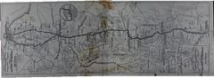 Nogales a Hermosillo y Guaymas Map