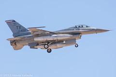 General Dynamics F-16 Fighting Falcon (azspyder) Tags: tucson f16 viper generaldynamics davismonthanafb fightingfalcon f16c spads block30 85402 851402 457thfs