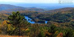 Crossett Pond in Autumn