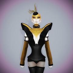 Alien Doll (MVW Kattaca challenge)