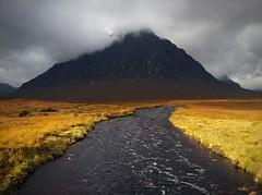 Three Seasons Collide. (Buachaille Etive Mr.) (kenny barker) Tags: landscape scotland explore glencoe landscapeuk beauchailleetivemor olympusep1 panasonic20mmf17asphlens