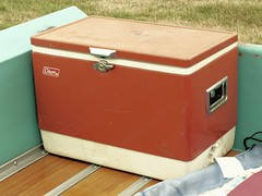 Coleman Cooler (bballchico) Tags: icechest shaunwassemiller coleman cooler 206 washingtonstate arlingtonwashington