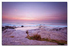 Mahon Pool, Maroubra (SteveHarry) Tags: ocean sea seascape beach sunrise landscape nikon rocks sydney australia nsw maroubra d700 csteveharrisphotography