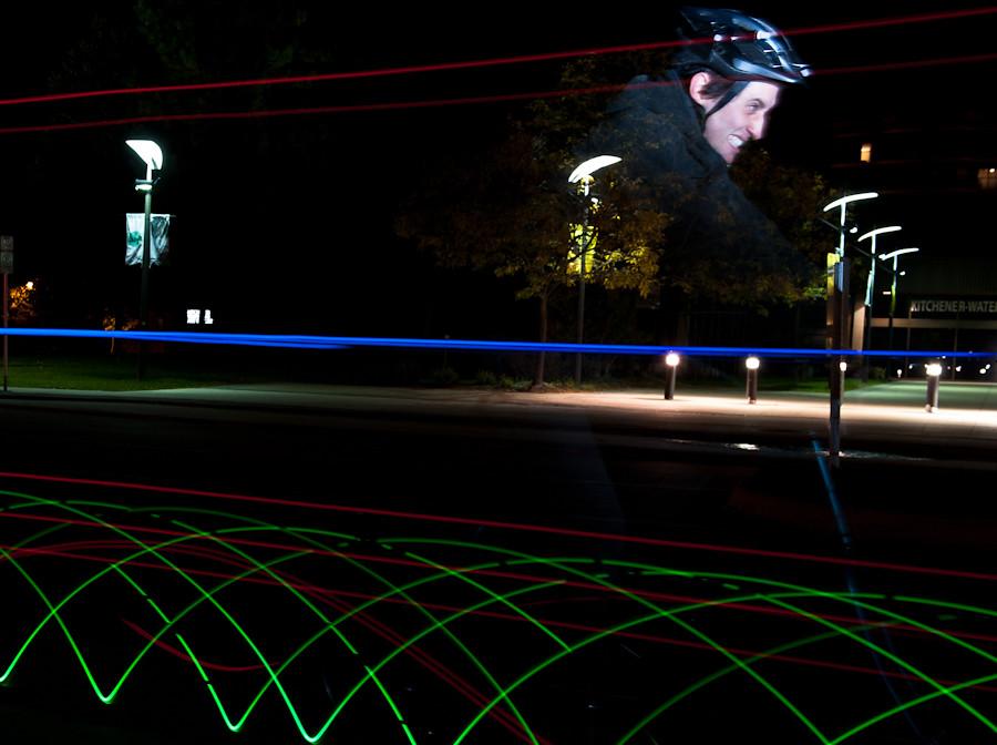 NightShift Light Bike Test 02 - CITS - with Joe-2