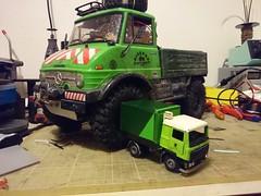 1/50 rc truck (diritnot) Tags: truck volvo f10 150 rc