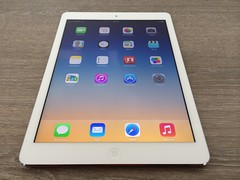 iPad Air by JohnKarak, on Flickr