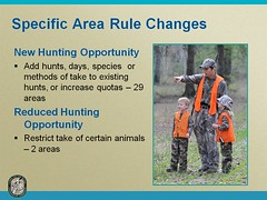 Specific Area Rule Changes (MyFWCmedia) Tags: florida wildlife conservation commission weston fwc westonflorida commissionmeeting floridafishandwildlife myfwc myfwccom myfwcmedia