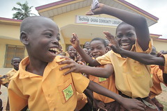 Priceless Joy (klem@s) Tags: november west project community library ghana local development sustainable initiative takoradi technip 2013 sekondi klemas