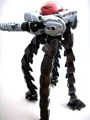 B3 BRAWLER (rc) Tags: lego bionicle moc