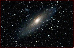 Andromeda Galaxy M31 (The Dark Side Observatory) Tags: november canon stars timelapse andromeda galaxy astrophotography m31 400 astronomy nightsky messier equatorial cosmology 400mm m32 m110 andromedagalaxy 2013 Astrometrydotnet:status=solved ioptron tomwildoner zeq25gt Astrometrydotnet:id=nova161688
