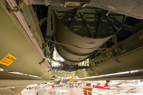 From flickr.com: Bomb bay with Nuclear Bomb {MID-71878}