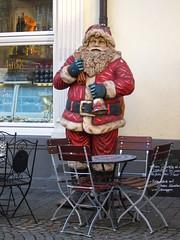 Santa Claus (4) (BZK2011) Tags: advent weihnachtsmann santaclaus karlsruhe