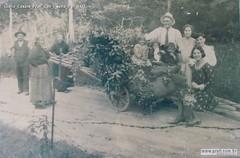 Giulio Cesare Prati Con i sette figli 1922