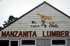 Manzanita Lumber (Cragin Spring) Tags: oregon or pacificnorthwest lumber manzanita manzanitaoregon manzanitaor