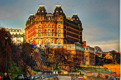 grand hotel (reeny10) Tags: windows house hotel seaside hill scarborough sands grands victoran