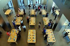 Apple Store (Guido Andolfato) Tags: applestore barcellona spagna catalogna nikond300 vrzoom1685mmf3556gifed