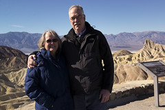 Death Valley 7 Nancy and Chris (cvconnell) Tags: california mountains nationalpark desert hills deathvalley dantespeak