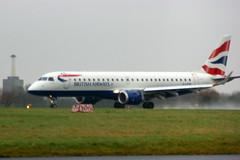 G-LCYM Embraer ERJ 190-100 SR BA Cityflyer at London Southend Airport (lee_klass) Tags: jet southend londoncityairport sen departing embraer regionaljet cfe erj190 embraer190 lcy southendairport e190 eglc aviationphotography ejet erj190100 bacityflyer egmc londonsouthendairport glcym lcydiversion