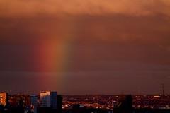 Rain(not so)bow (docteur_chris) Tags: madrid arcoiris rainbow arcenciel