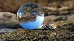am Stausee (Harald Steeg) Tags: glaskugel glasball bouledecristal fz200 crystalballphotography flickrsfinestimages1 flickrsfinestimages3 infinitexposure