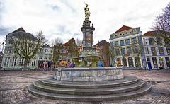 Deventer de brink 2 (-C-A-N-O-) Tags: holland nederland markt hdr deventer brink hollanda