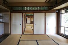FLW - Yamamura House (Yodoko Guest House) (34) (evan.chakroff) Tags: house japan franklloydwright osaka wright minami residence flw ashiya hyogo makoto 1918 1924 arata ksa endo yamamura yodoko yamamurahouse hyogoprefecture evanchakroff yodokoguesthouse arataendo chakroff 19181924 ksajapan2013 makotominami