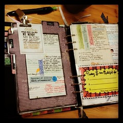 My #Filofax #Fusion #a5. #agenda #calendar #diary #journal #planner #planneraddict #Organizer #productivity #pen #hellokitty #list (ideabook.se) Tags: handwriting square calendar diary journal tape organizer squareformat grateful agenda hefe planner handwritten masking filofax dayrunner filofaxlove iphoneography instagramapp uploaded:by=instagram foursquare:venue=4d28b72bfb8e59411c494e54