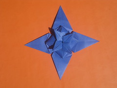 Trae Williams' Star Royal (georigami) Tags: paper origami papel papiroflexia
