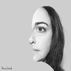 6/52 (lady_blue_andorra) Tags: portrait people selfportrait me face double doubleface selfie selfpo 52weeks canon1785mm canon50d 52weeksproject