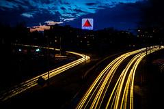 Citgo Boston (bgrimmni) Tags: longexposure sunset motion blur boston night canon evening availablelight fenway citgo 6d storrowdrive