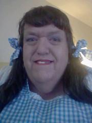 Dorothy 2 (yvonnematthews258) Tags: tv cd mature sissy cuddly transvestite crossdresser cocksucker openminded