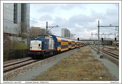 VolkerRail 203-1 - Amsterdam Sloterdijk - 51901 (18-03-2014) (Vincent-Prins) Tags: amsterdam v100 sloterdijk 2031 volkerrail 51901 ddz