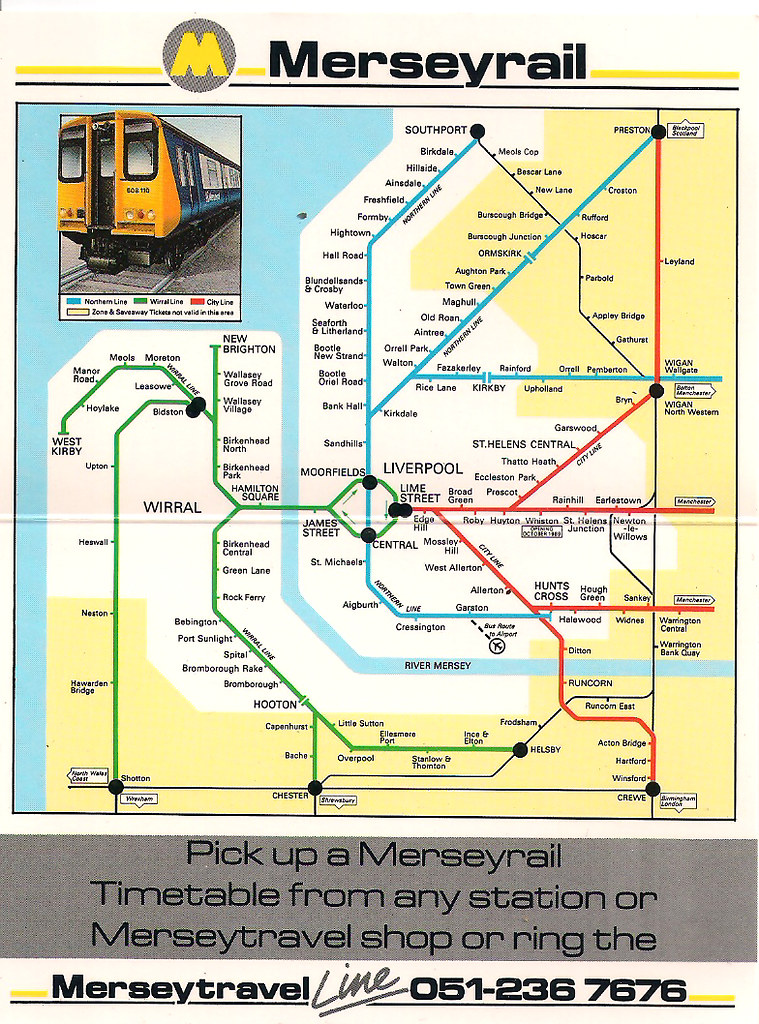 The Worlds Best Photos of map and merseyrail Flickr Hive Mind