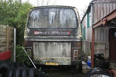 IMG77728 Gange IW JDL724W rear Cowes 25 Mar 14 (Dave58282) Tags: buses british isle wight gange jdl724w