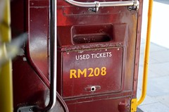 Used Tickets (PD3.) Tags: uk england bus london buses station train coach tour sightseeing seeing alm routemaster sight stagecoach psv pcv rm tourbus aec 89b 2089 alm89b rm2089