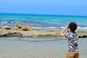 ShoshanaBeach_2333_140329 (Savyoney Eitan) Tags: sea fish bird beach egret littleegret חוף ציפור דג לבניתקטנה לבנית