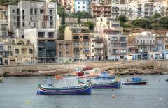 Malta Cruises (micheletorretta) Tags: sea boats nikon barca mare malta barche hdr cruises photomatix d7000