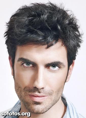 corte cabelo masculino repicado