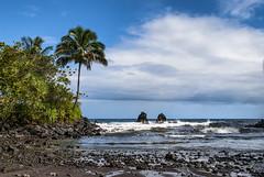 Hilo Beach (HawaiianVirtualTours) Tags: beach real hawaii waves photographer estate williams virtual brent hawaiian second hilo tours bigislandofhawaii