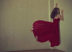Caught in a dream (monophotography) Tags: art composite mono fine levitation monophotography