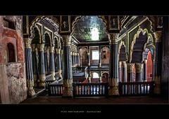 Tippu Summer Palace (ThumNuve) Tags: summer india bangalore palace tippu