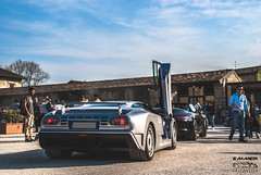 Bugatti EB 110 GT (EmmeDiPhotography) Tags: cars coffee photography italian 110 automotive gt bugatti brescia supercar eb 2015 eb110 carsandcoffee eb110gt emmedi